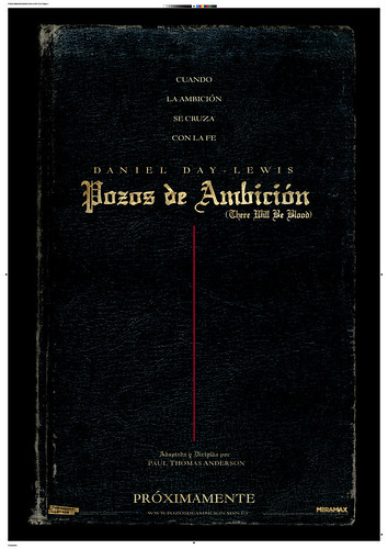 Pozos de ambición Paul Thomas Anderson Daniel Day Lewis