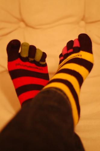 January 18th: favourite socks
