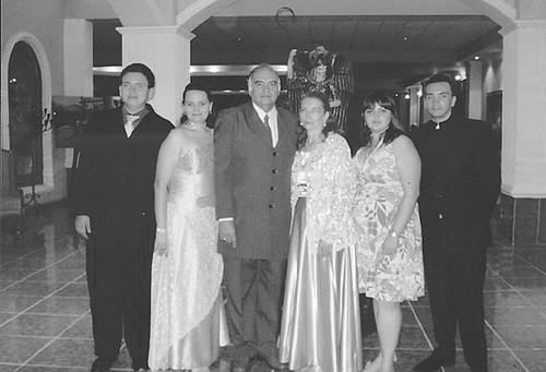 graduación-familia martín del campo