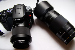 Sony DSLR Alpha 100