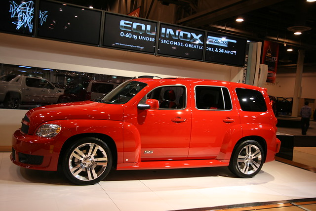 auto show red houston chevy 2008 equinox