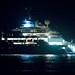 Hey Paul Allen!  The Lights On Your Big F**king Yacht Are Keeping Me Awake!!!