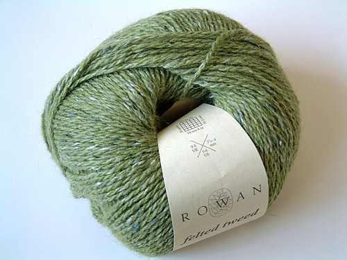 Rowan Felted Tweed- Herb