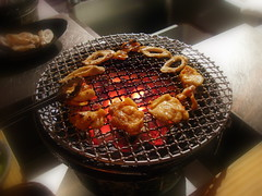 大河炭火燒肉