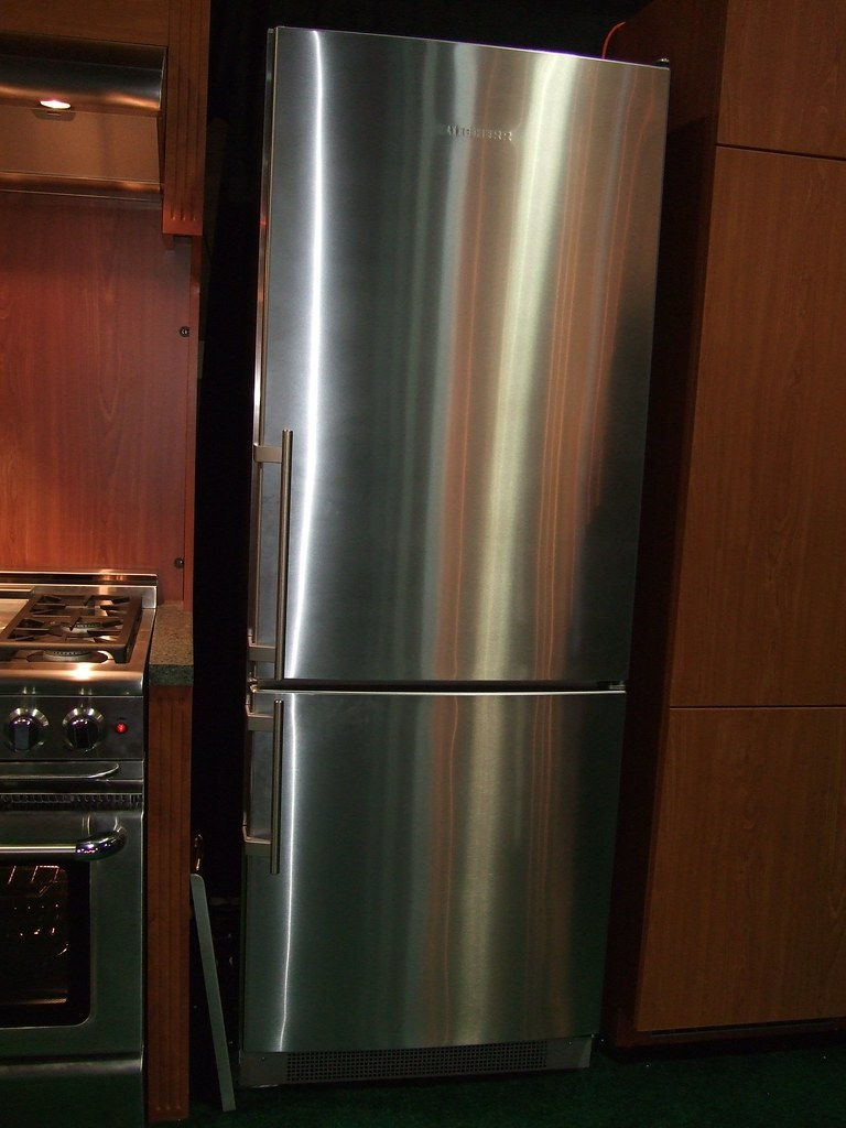 "Liebherr 24"" freestanding fridge"
