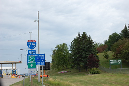 Interstate 75 Northern Terminus