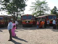 Khed Pune (Khalil Sawant) Tags: bus st t stand s maharashtra pune konkan mahad bhor khed varandha msrtc