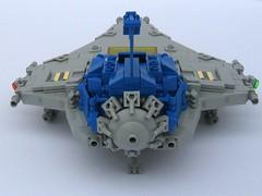 LL-117 (engines) (Legoloverman) Tags: classic lego space engine classicspace neoclassicspace