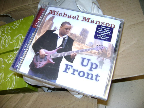 WTF?  I didn't order this CD!