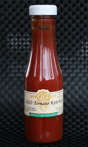 Food find: BIO Ketchup