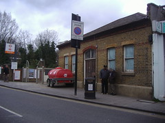 Picture of Crouch Hill Station