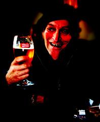 The Devil Inside (Time Grabber) Tags: stella selfportrait beer devil lager wfc artois artisticexpression timegrabber theperfectphotographer dragongoldaward