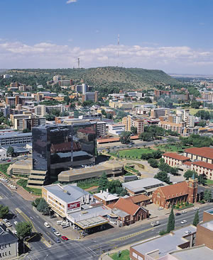Bloemfontein - South Africa by South African Tourism.