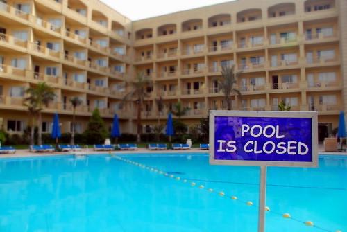 Closed Pool
