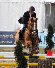 Youngster Cup for 6 and 7 year old horses (neulands) Tags: show horse cheval pferde hagen showjumping horsesanddreams