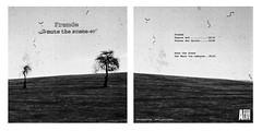 """mute the scene / fremde Split 7"""" cover"""