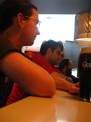 Gareth, Brian and Rabble