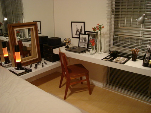 Bedroom a new corner