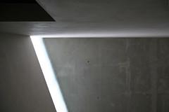 (LichtEinfall) Tags: light art architecture composition licht kunst köln architektur ceilingview erpe withbarb erzbischhöflichesmuseum architektpeterzumthor bko111 raperre urbancubism