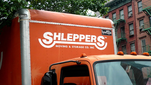 Add a c to Shleppers and you may have an arduous journey! (photo: flickr.com)