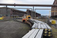 IMG_0765   British Steel, Scunthorpe (SomeBlokeTakingPhotos) Tags: britishsteel steel steelworks steelmill steelindustry stahlwerk stahl heavyindustry manufacturing industrialrailway torpedocar