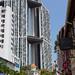The Pinnacle, ensemble de 7 tours jumelles, 7500 habitants - Singapour