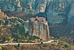 Meteora (Tasoskarras) Tags: meteora church monastery greece landscape view hdr