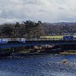 River Ness bridge construction thumbnail