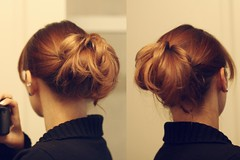 hairstyle updo v. 3