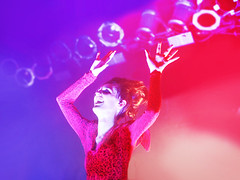 Yelle (favorite) (kirstiecat) Tags: music french concert live chanteuse yelle bottomlounge frenchpop juliebudet safaridiscoclub lastfm:event=1816343