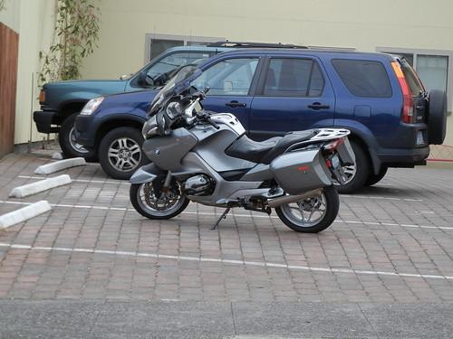 bmw motorcycle, honda crv - a photo on flickriver