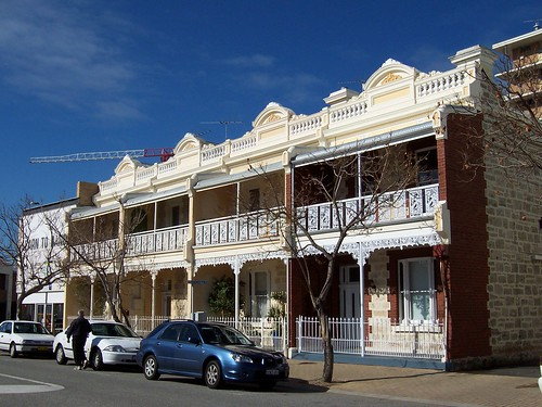 Point Street Fremantle