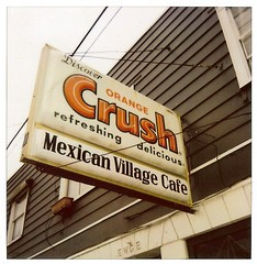 Discover Orange Crush ~ Bellingham, WA ~ October 19, 2007 (brettbigb) Tags: b orange color sign polaroid washington cafe october village g w oct delicious mexican wash e 600 bellingham wa polaroids crush refreshing rem 19 polaroid600 07 19th goodtimes 2007 discover regular whatcom orangecrush wn polaroidone bham one600 northstatestreet nstatestreet saywa itmustbelove polaroidone600 discoverorangecrush mexicanvillagecafe ewgb savepolaroid savepolaroids