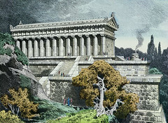 The Temple of Artemis (Wonders _) Tags: ancienthistory ancientcivilization archeology greekmythology ancientgreece greekgods templeofartemis ancientworld sevenwondersoftheworld ephesusturkey godstemple pentelicmarble classicalantiquity templeofdiana greekculture ancientgreeks greekhistory ancientwonders classicalgreece helenismo grciaantiga grciaclssica hellenicperiod hellenisticcivilization sevenwondersancientworld
