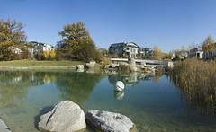 Housing in Bern ( switzerland ) (Francois') Tags: nature paul suisse housing bern zentrum berne klee swizerland logements