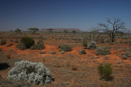 Port Augusta has its own version of Ayers Rock...