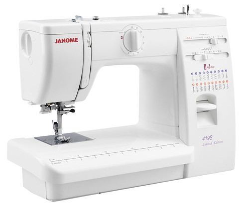 Picture of Janome 419s