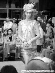 Infrared Fashion Show / Australia - fDSC03097a (genotypewriter) Tags: bw fashion ir spring model sony australia melbourne carnivale infrared runway catwalk 2007 hoya h9 qv r72 h9irf h9ir