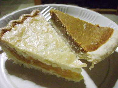pie(s)
