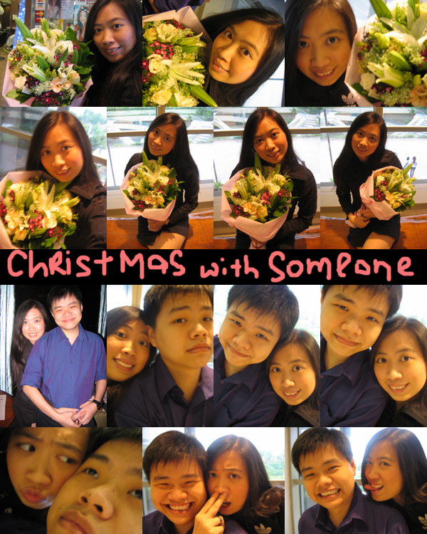 christmas with someone