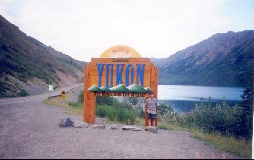 Me In The Yukon