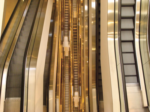 Existential Escalators