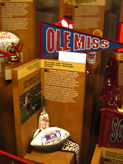 Ole Miss College Football Hall of Fame