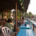 restaurant by Chaungtha beach
