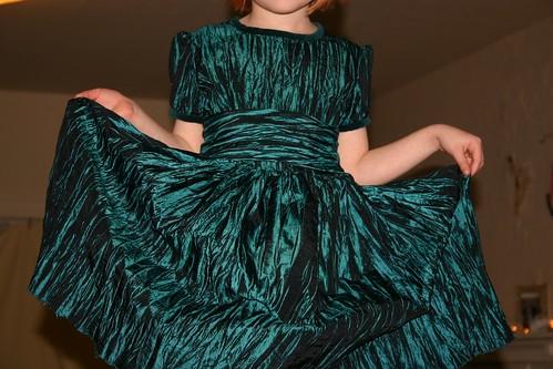 Taffeta Dress for Suse