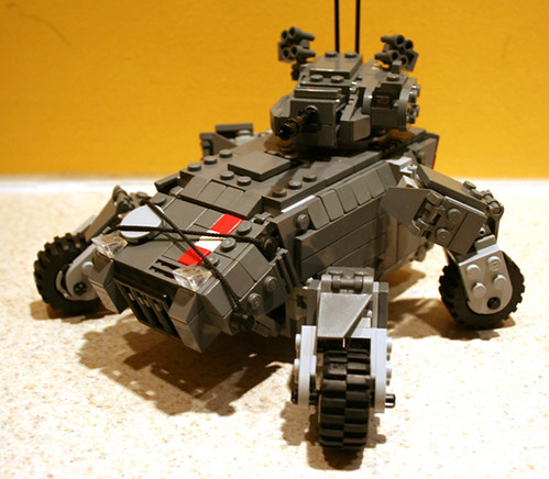 Link to cool lego AFV models on flickr