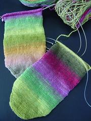 Noro Socks