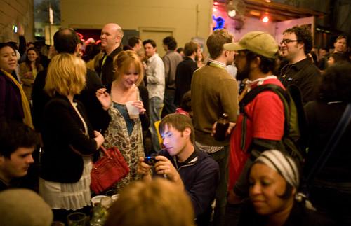 Gawker Media Party
