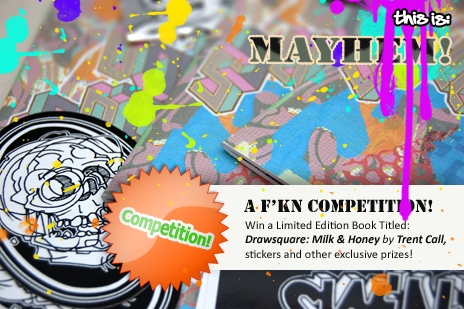 F'kn Mayhem's frist competition