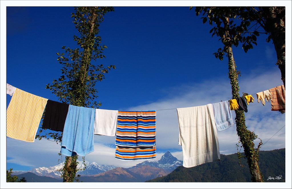 towel lineup